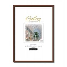 Коричневая фоторамка Gallery формата A1