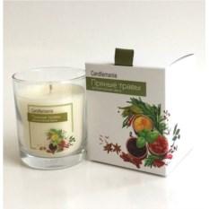 Ароматическая свеча Candlemania «Пряные травы»