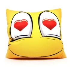 Подушка антистресс Смайл любовь
