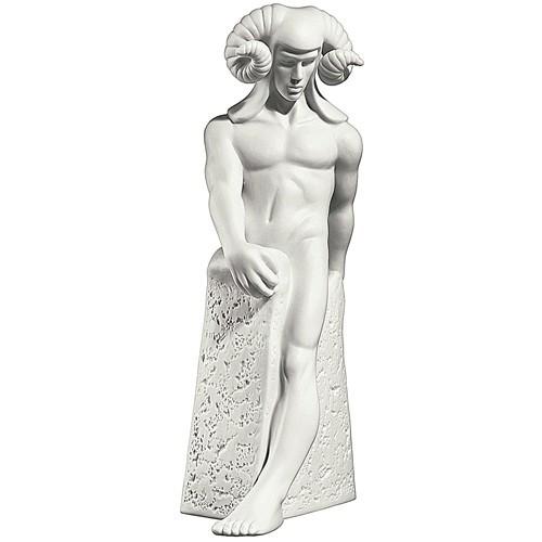 Фарфоровая статуэтка Овен-мужчина Royal Copenhagen