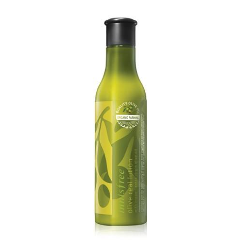 Увлажняющий лосьон для лица с маслом оливы Innisfree