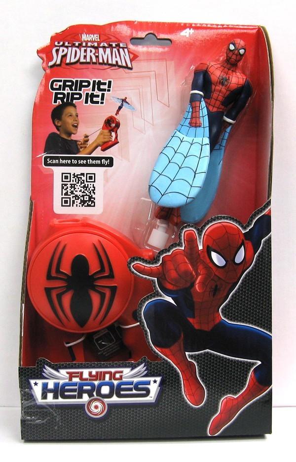 Летающий герой Spiderman (I-Star Entertainment HK, Ltd)