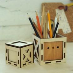Подарок-конструктор Ящик в ящике