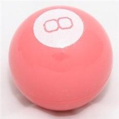 Магический шар розовый