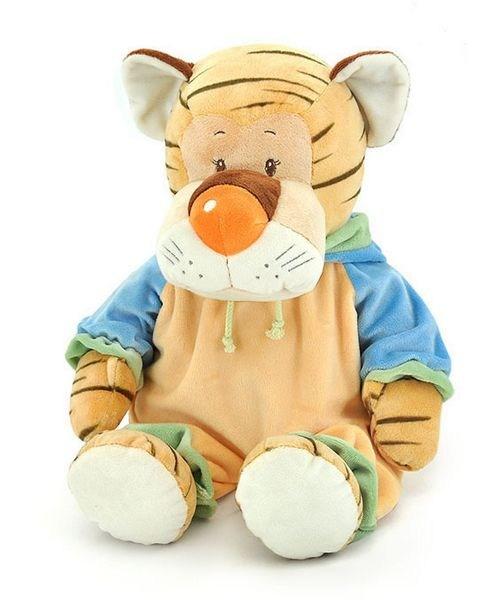 Мягкая игрушка Тигренок Рикки в комбинезоне, 30 см, Orange Toys