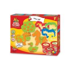 Набор с массой для лепки Bojeux Tutti Frutti Животные