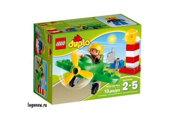 Конструктор Lego Duplo Маленький самолёт