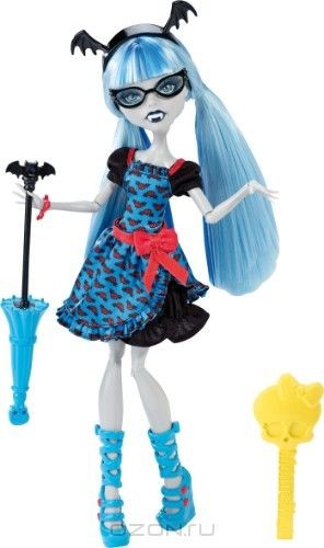 Кукла Monster High Гулия Йелпс