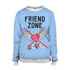 Женский свитшот Friendzone