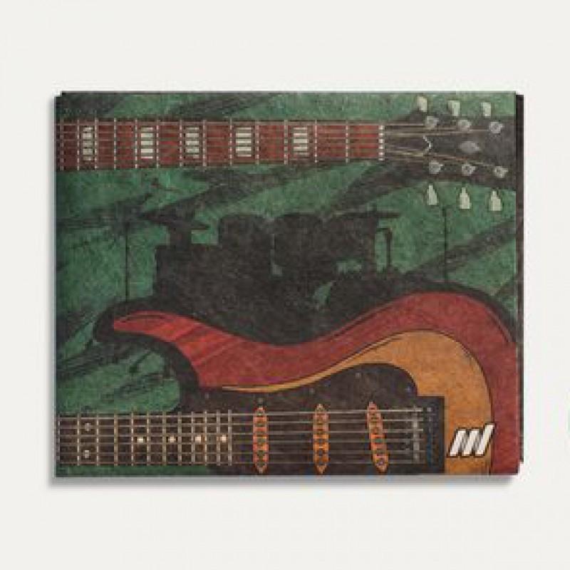 Кошелек Guitar (New Wallet)