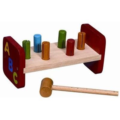 Развивающая детская игра Забей колышки
