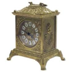 Каминные часы Ларец
