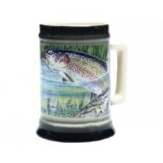 Кружка для пива «За удачную рыбалку»