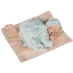 Фарфоровая кукла Младенец, длина 30 см