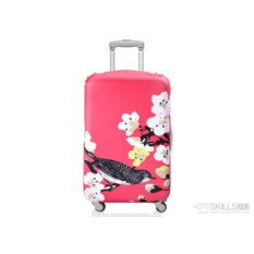 Чехол для чемодана Cherry