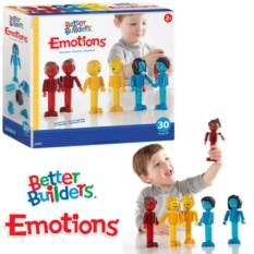 Магнитный конструктор «Better Builders. Эмоции»