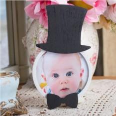 Детская фоторамка Джентельмен