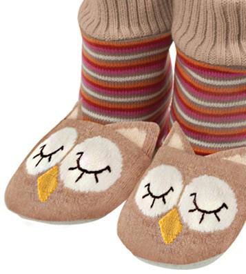 Тапочки высокие Animal Socks