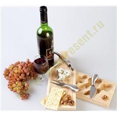 Набор для вина и сыра Эдам