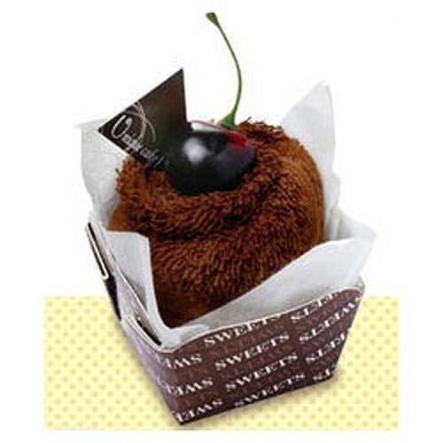 Полотенце-пирожное Крем шоколад