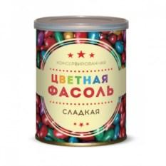 Сладкие консервы Фасоль цветная