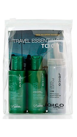 Набор для путешествий Body Luxe 50ml+50ml+50ml - Joico