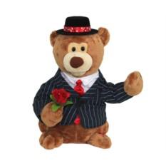 Музыкальная игрушка Медвежонок Гуляка