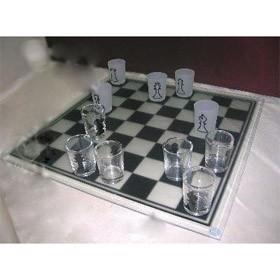 Питейная игра Шахматы-рюмки