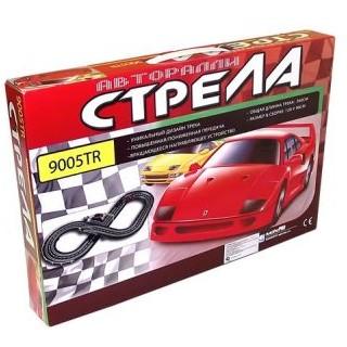 Авторалли 8-ка, 3,6м авто/ручной контроль скорости