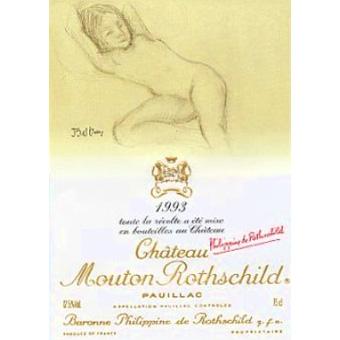 Вино Chateau Mouton Rothschild