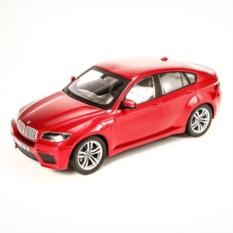 Радиоуправляемая модель автомобиля BMW X6 M (red)