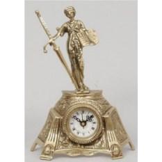 Часы из бронзы Фемида