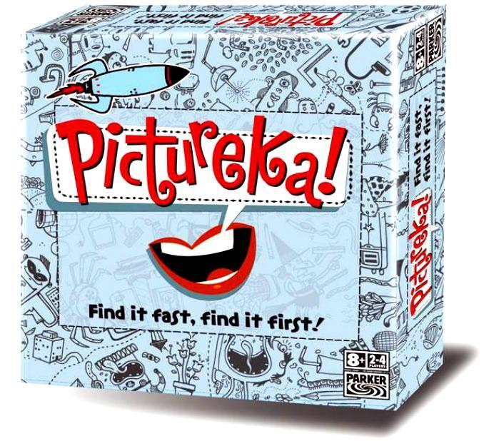 Настольная игра Пикчерека