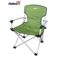 Cкладное зеленое кресло Helios
