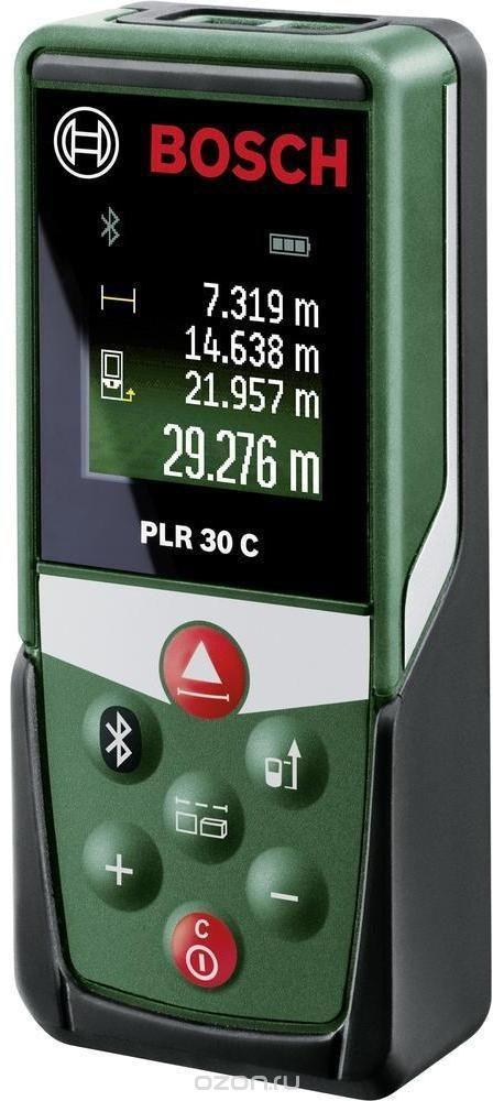 Лазерный дальномер Bosch PLR 30 С