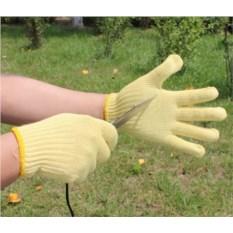 Защитные перчатки от порезов с арамидом