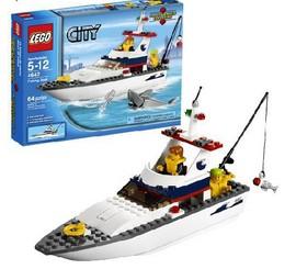 Игрушка Рыболовное судно