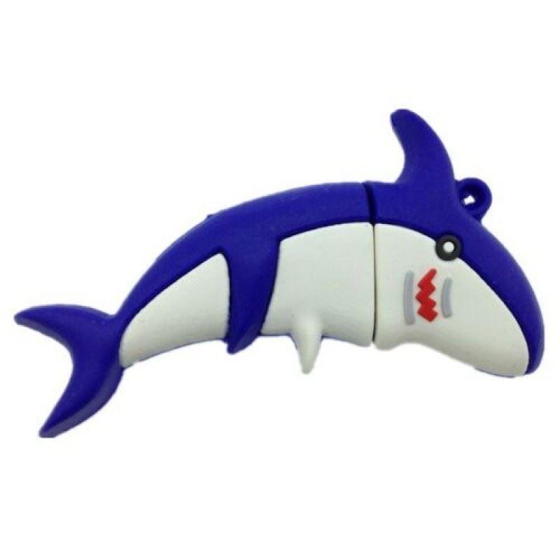 Флешка Синяя акула 16ГБ
