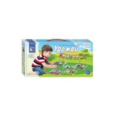 Детская игра Напольные паровозики. Урожай