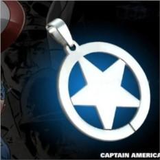 Кулон Капитан Америка