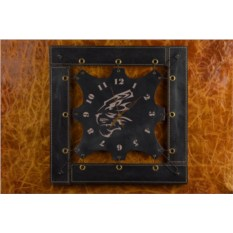 Часы из кожи Эскиз тигра
