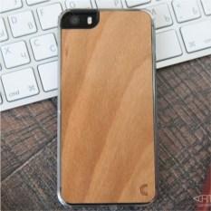 Деревянный чехол для iPhone 5/5s Вишня