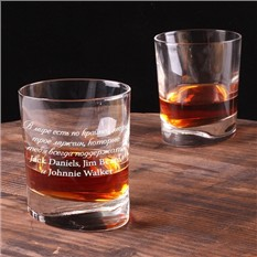 Стакан для виски Бурбон