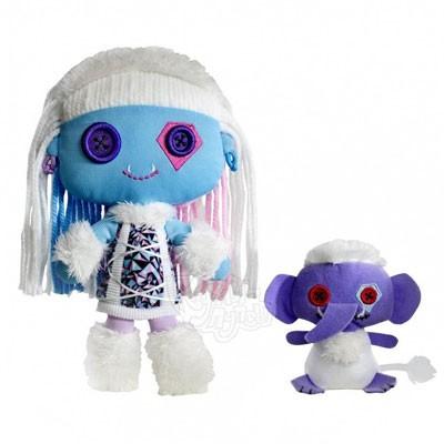 Мягкая игрушка Эбби Боминейбл из Школы Монстров