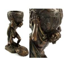 Статуэтка со шкатулкой Титан