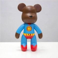 Фигурка Медведь-Супермэн