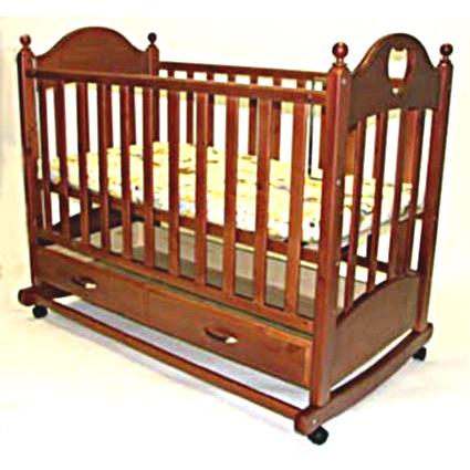Кровать детская «Джулия» сердечко