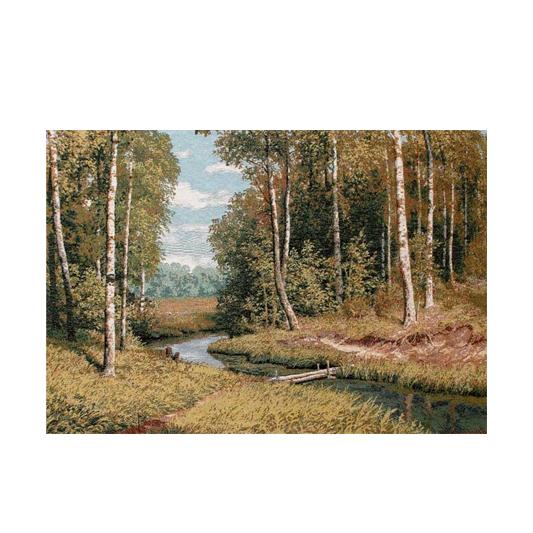 Гобелен «Тихая речка»