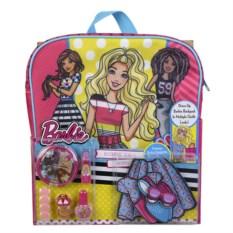 Косметика для девочек Markwins Barbie с рюкзаком