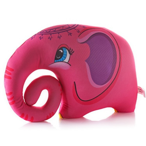 Подушка-игрушка антистресс Слоник